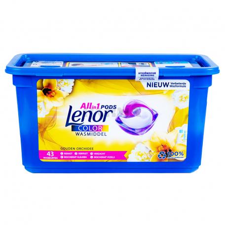Հեղուկ լվացքի «Lenor Color» 1079.3գ