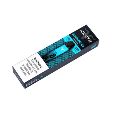 Ծխախոտ էլեկտրական «Ignite V8» հապալաս