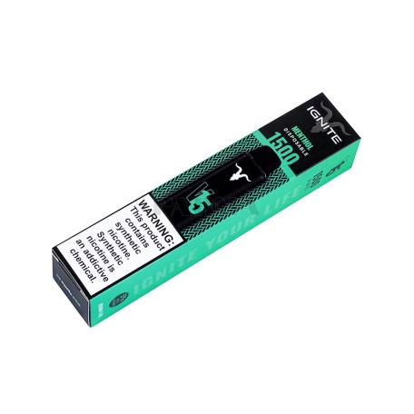 Ծխախոտ էլեկտրական «Ignite V15» մենթոլ