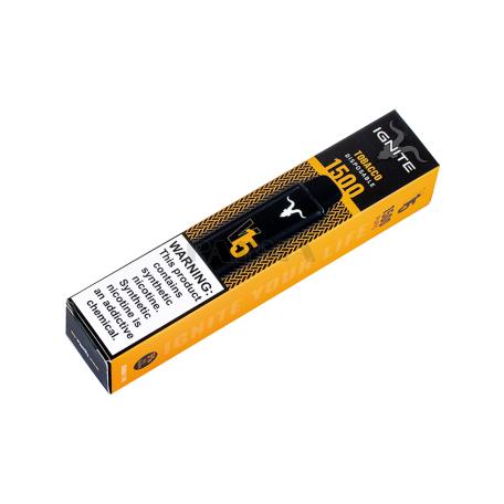 Ծխախոտ էլեկտրական «Ignite V15 Tobacco»