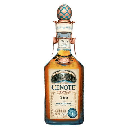 Տեկիլա «Cenote Anejo» 700մլ