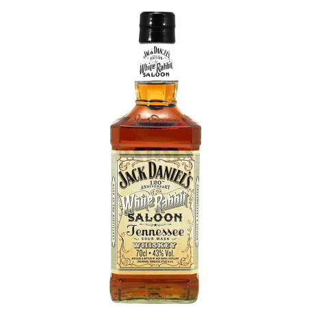 Վիսկի «Jack Daniel`s White Rabbit Tennessee Saloon» 500մլ