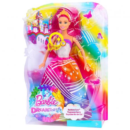 Խաղալիք «Barbie Dreamtopia Lalka»