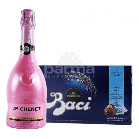 Հավաքածու «Baci + J.P. Chenet Ice Edition Rose» 150գ + 750մլ