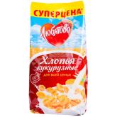 Փաթիլներ «Любятово» եգիպտացորենի 300գ
