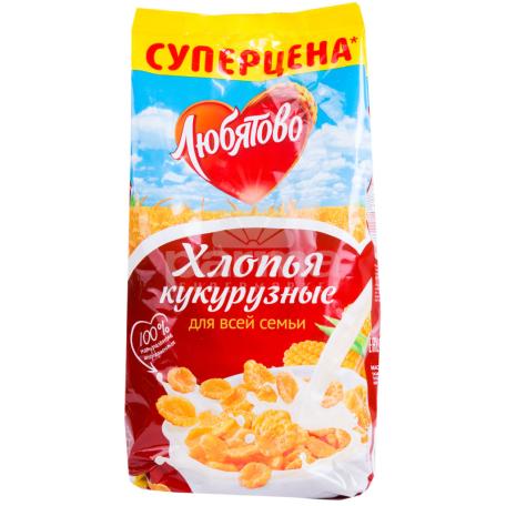 Փաթիլներ եգիպտացորենի «Любятово» 300գ