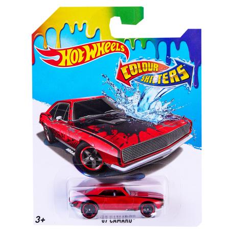 Խաղալիք «Hot Wheels Color Shifters»