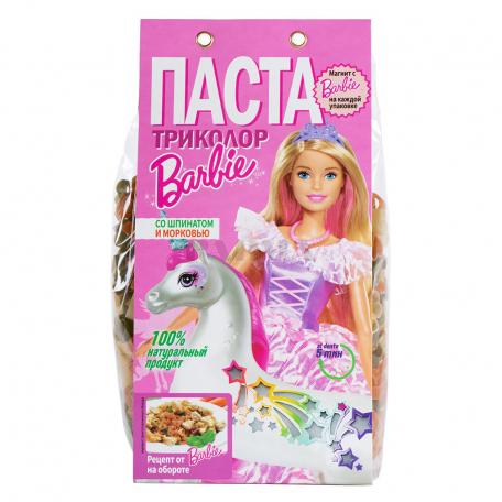 Մակարոն «Barbie» սպանախ, գազար 300գ
