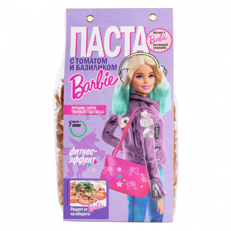 Մակարոն «Barbie» ռեհան, տոմատ 300գ