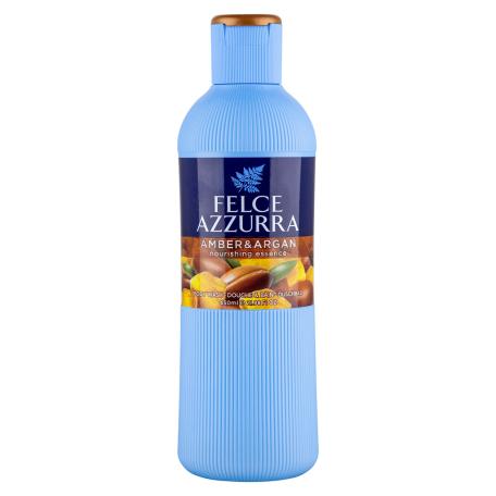 Գել լոգանքի «Felce Azzurra Amber & Argan» 650մլ
