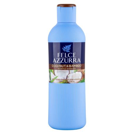 Գել լոգանքի «Felce Azzurra Coconut & Bamboo» 650մլ