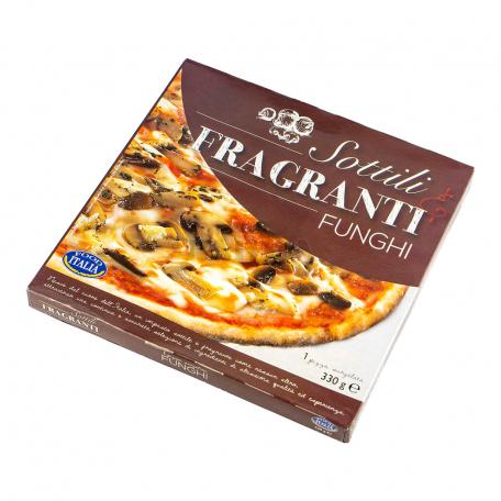 Պիցցա «Food Italia Sottili e Fragranti Funghi» 330գ