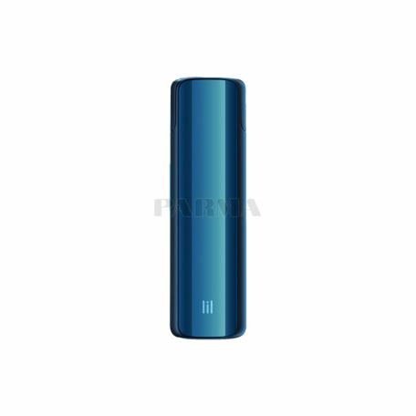 Ծխամորճ «IQOS Solid Ill» էլեկտրական, կապույտ