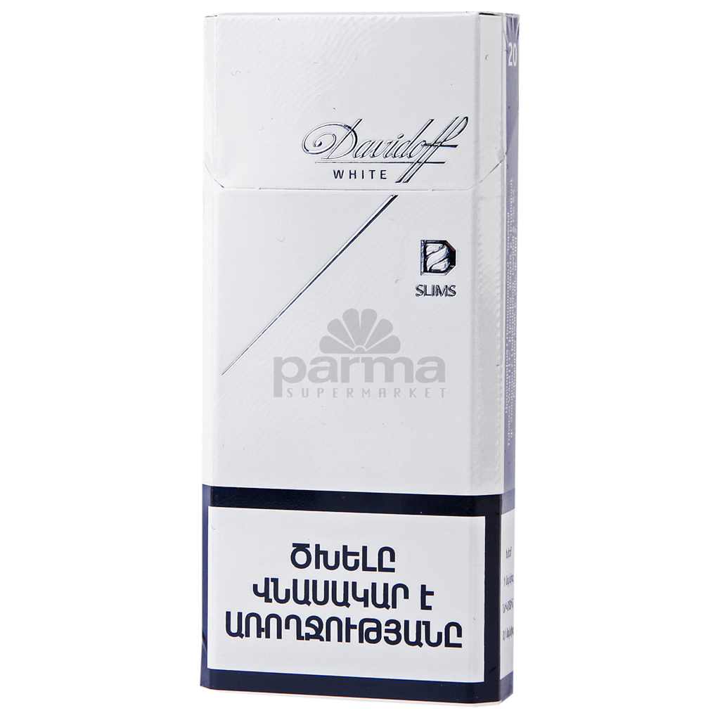 купить сигареты давидофф white