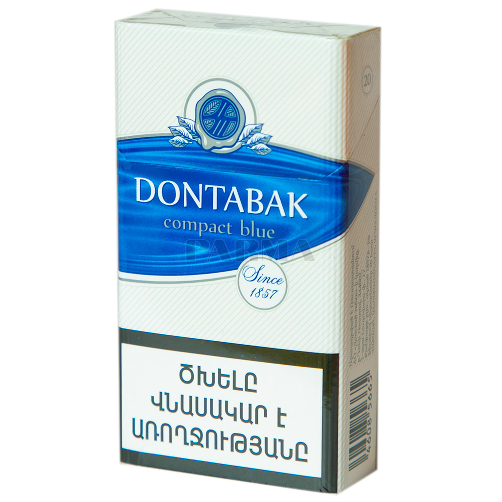 донтабак компакт сигареты купить