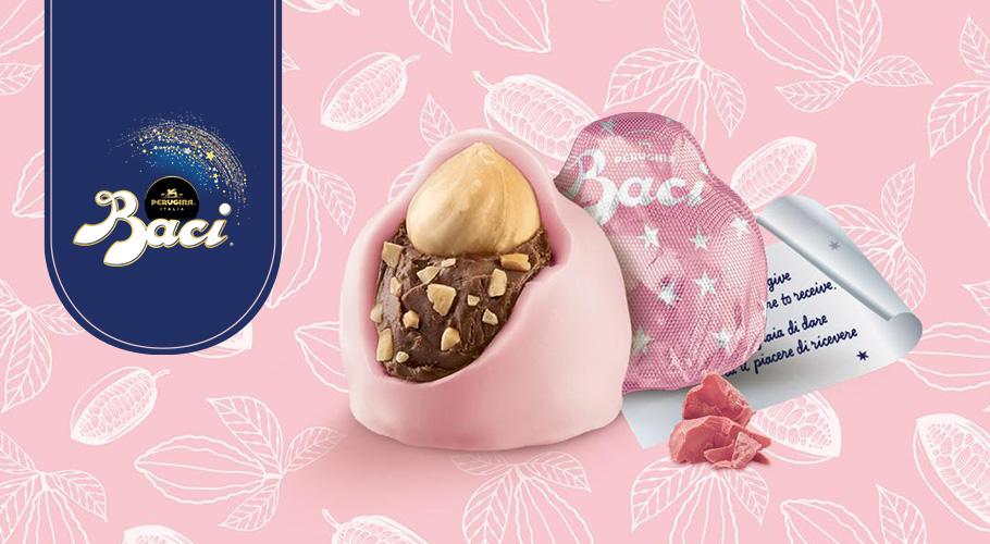 Շոկոլադե կոնֆետներ Բաչի