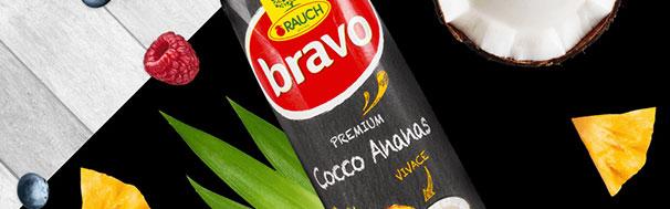 натуральный сок Браво