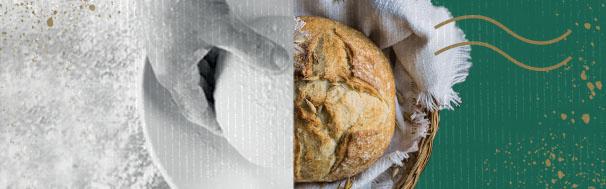 свежий хлеб