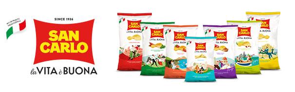 San Carlo чипсы